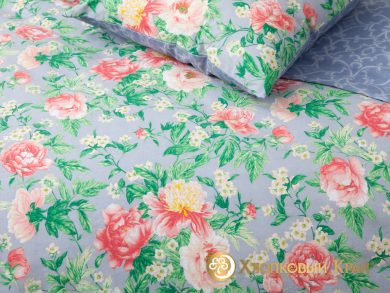 Постельное белье Джулия грей, фото 6