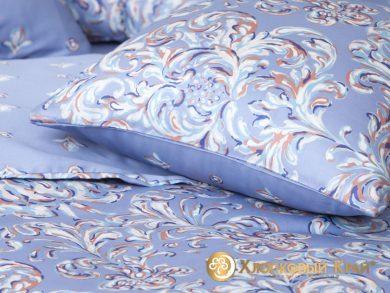 Постельное белье Дамаск платина, фото 6