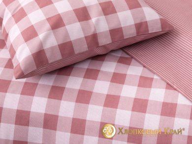 Постельное белье ДЕРБИ марсала, фото 6