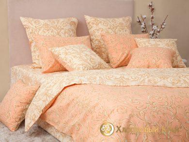 Постельное белье Генуя персик, фото 2