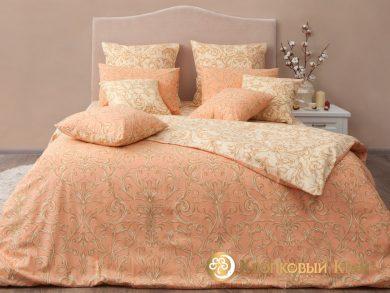 Постельное белье Генуя персик, фото 4