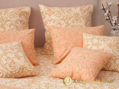 Постельное белье Генуя персик, фото 5