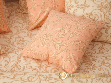 Постельное белье Генуя персик, фото 6