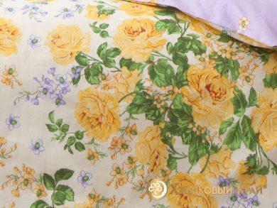 Постельное белье Мэрилин желтый, фото 7