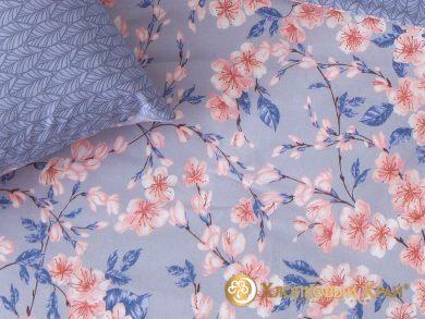 Постельное белье Сакура грей, фото 7