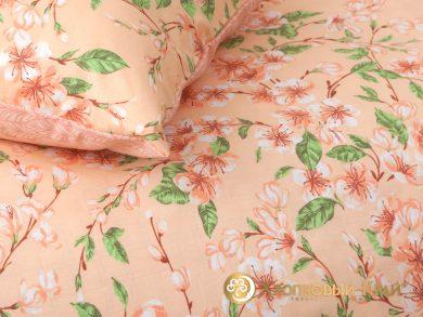 Постельное белье Сакура персик, фото 6