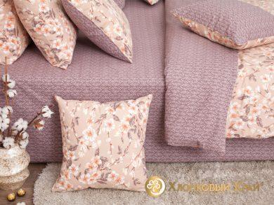 Постельное белье Сакура тауп, фото 6
