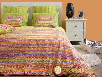 Постельное белье Танзания лайм, фото 2