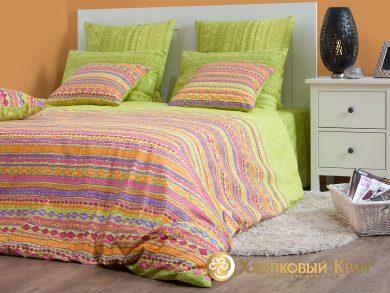 Постельное белье Танзания лайм, фото 3
