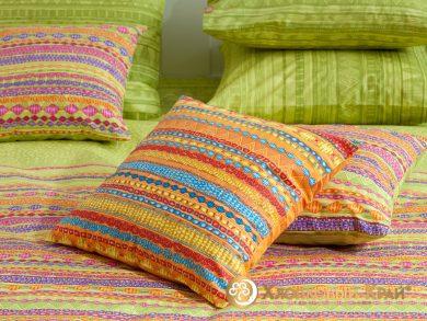 Постельное белье Танзания лайм, фото 4