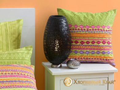 Постельное белье Танзания лайм, фото 6