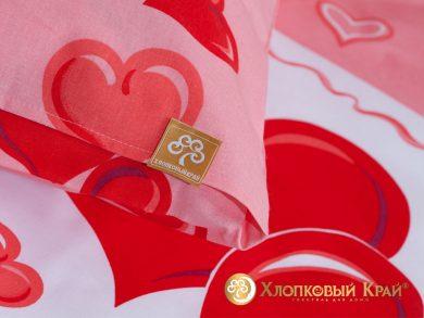 Постельное белье Валентинка, фото 9