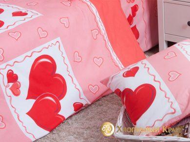 Постельное белье Валентинка, фото 10