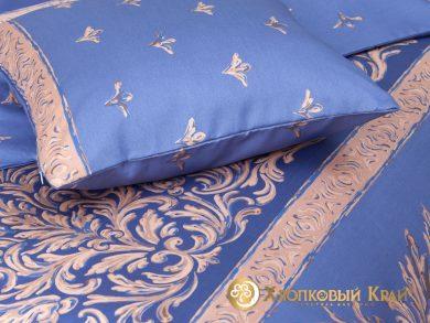 Постельное белье Верона индиго, фото 7
