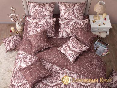 Постельное белье Версаль тауп, фото 3