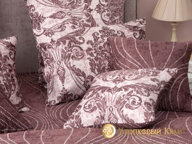 Постельное белье Версаль тауп, фото 5