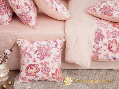 Постельное белье Жаклин брусника, фото 6