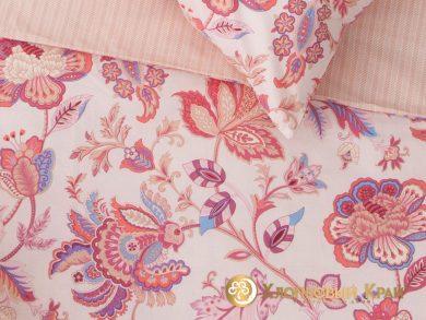 Постельное белье Жаклин брусника, фото 7