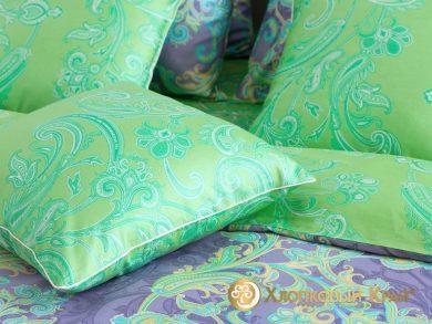 Постельное белье Милано лайм, фото 5
