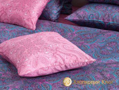 Постельное белье Турин фуксия, фото 5