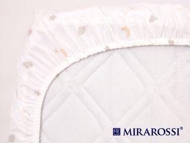 Постельное белье для новорожденных Amici grey, фото 5