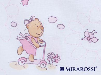Постельное белье для новорожденных Bambine pink, фото 6