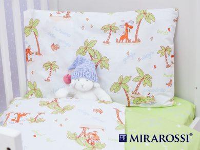 Постельное белье для новорожденных Джунгли, фото 2