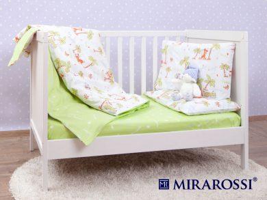 Постельное белье для новорожденных Джунгли, фото 4