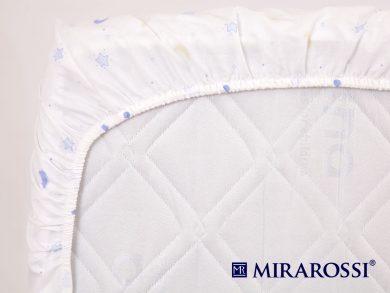 Постельное белье для новорожденных Ninna Nanna blue, фото 5
