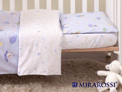 Постельное белье для новорожденных Ninna Nanna blue, фото 6
