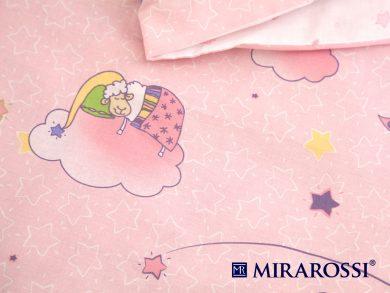 Постельное белье для новорожденных Ninna Nanna pink, фото 4