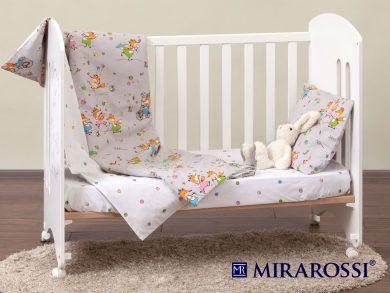 Постельное белье для новорожденных Лисички-Сестрички, фото 7