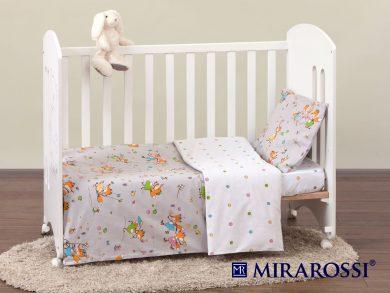 Постельное белье для новорожденных Лисички-Сестрички, фото 8
