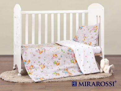 Постельное белье для новорожденных Лисички-Сестрички, фото 9