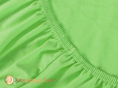 простыня на резинке Зеленое яблоко, фото 2