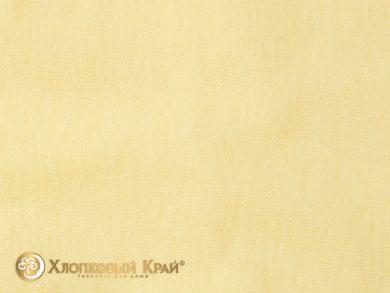 простыня на резинке Желтый, фото 3