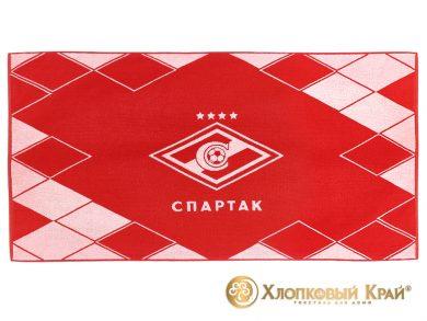 Полотенце банное 140х70 см Спартак ФК, фото 2
