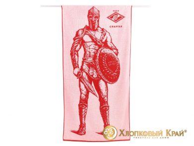 Полотенце банное 140х70 см Спартак Гладиатор, фото 2