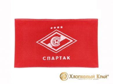 Полотенце для лица 40х70 см Спартак ФК, фото 2
