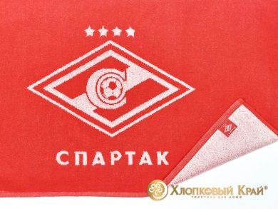 Полотенце для лица 40х70 см Спартак ФК, фото 4