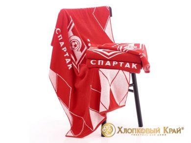 Полотенце для лица 40х70 см Спартак ФК, фото 5