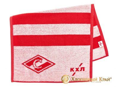 Полотенце для лица 40х70 см Спартак ХК, фото 4