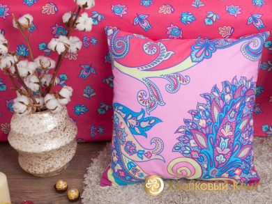 Постельное белье Анамур коралл, фото 7