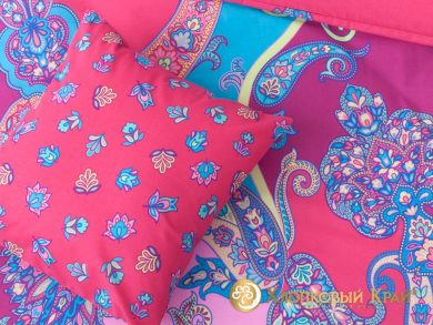 Постельное белье Анамур коралл, фото 8