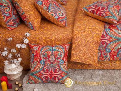 Постельное белье Анкара бургунди, фото 7