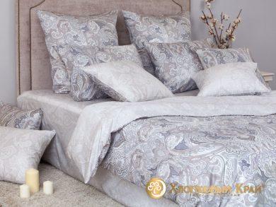 Постельное белье Болонья серебро, фото 2