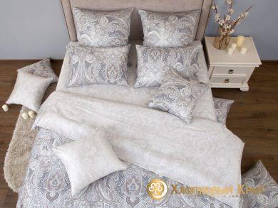 Постельное белье Болонья серебро, фото 3