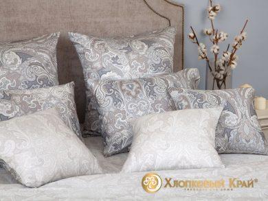 Постельное белье Болонья серебро, фото 4