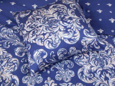 Постельное белье Дамаск индиго, фото 6
