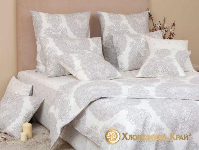 Постельное белье Сицилия серебро, фото 3